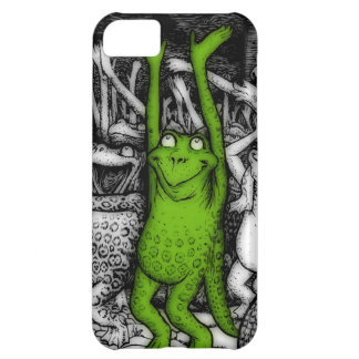 Cheering Frogs iPhone 5C Cover
