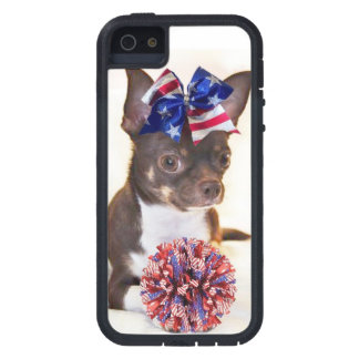 Cheerleader Chihuahua dog iPhone 5 Covers