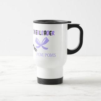 Cheerleader Dance Travel Mug
