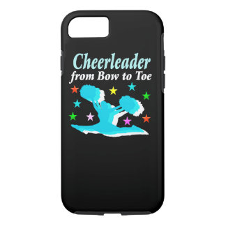 CHEERLEADER FROM BOW TO TOE iPhone 7 CASE