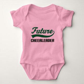 Cheerleader (Future) Baby Bodysuit