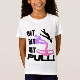 Cheerleader girls t-shirt