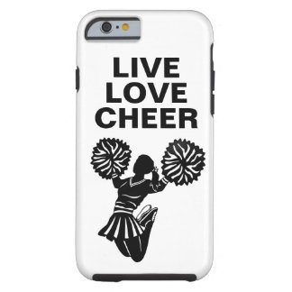 Cheerleader iphone6 case