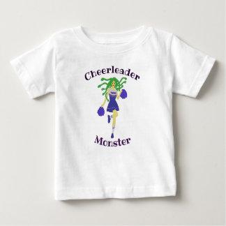 cheerleader monster baby T-Shirt