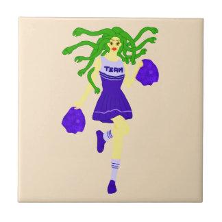cheerleader monster tile