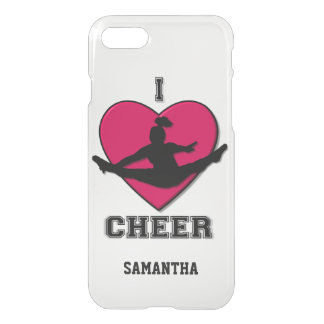 Cheerleader personalized iphone 7 case