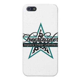 Cheerleader Star Design iPhone 5 Case