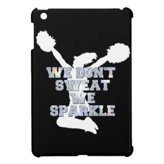 Cheerleader we sparkle ipad mini case