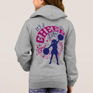 Cheerleaders, Cheer Love, It's a Cheer Life, Cheer Hoodie