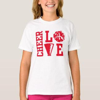 Cheerleaders, Cheer Love, t-shirt