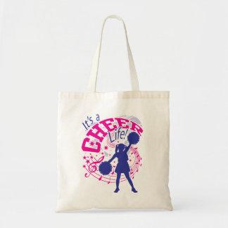 Cheerleader's Tote Bag