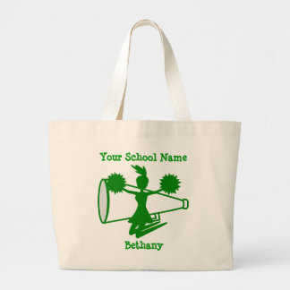 Cheerleader's Tote Bag