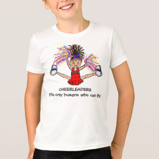 Cheerleaders (Youth) Fly T-Shirt