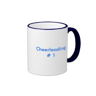 Cheerleading # 1 coffee mug