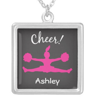 Cheerleading Necklace