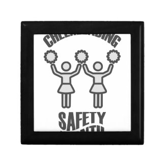 Cheerleading Safety Month - Appreciation Day Gift Box
