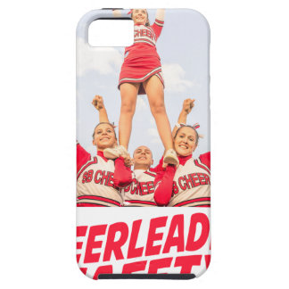 Cheerleading Safety Month - March iPhone 5 Cover
