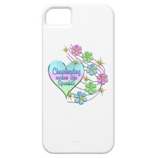 Cheerleading Sparkles Case For The iPhone 5