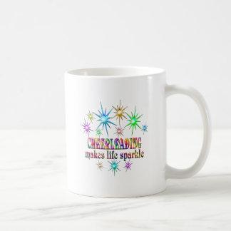 Cheerleading Sparkles Coffee Mug