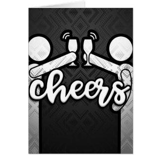 Cheers! Birthday Card