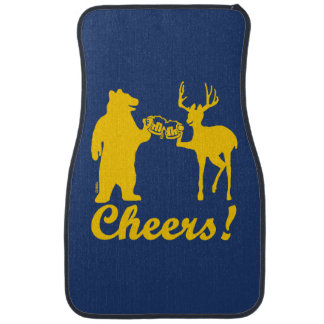Cheers ! car mat