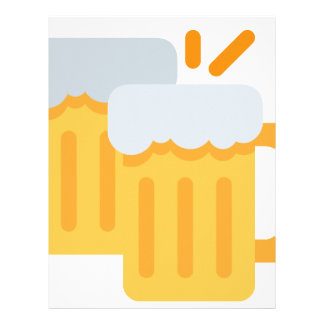 Cheers Emoji Letterhead