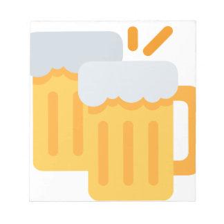 Cheers Emoji Notepad