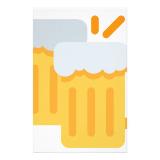 Cheers Emoji Stationery