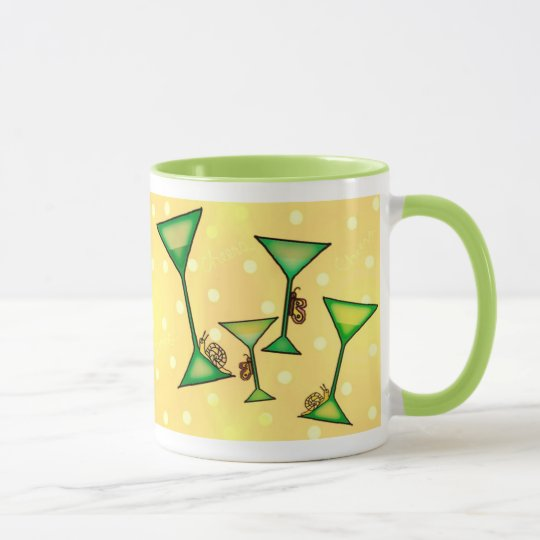 cheers garden party mug