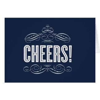 CHEERS! | HOLIDAY GREETING CARD