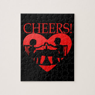 Cheers Jigsaw Puzzle