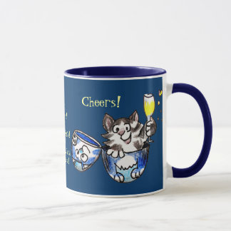 Cheers! Na zdorov'ya! Celebrate New Years Mug