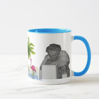 Cheers rom Florida revised Mug