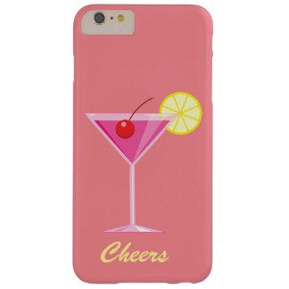 Cheers Summer Cocktail iPhone 6/6s Plus Case