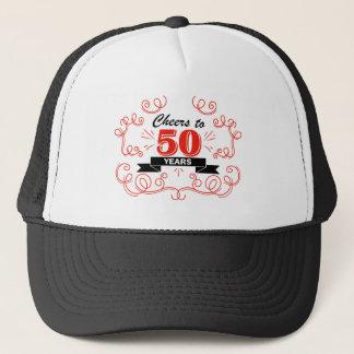 Cheers to 50 years trucker hat