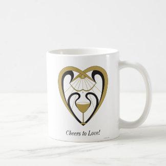 Cheers to Love Coffee Mug