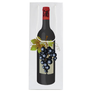 Cheers Wine Gift Bag