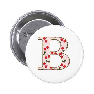 Cheery Cherry B Pin