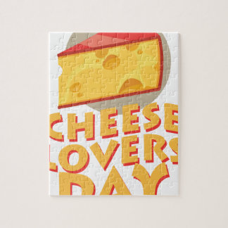 Cheese Lovers Day - Appreciation Day Jigsaw Puzzle