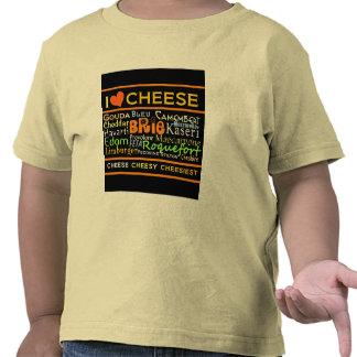 Cheese Lovers Shirt