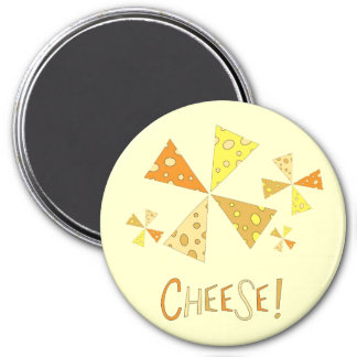Cheese! Magnet
