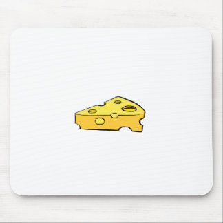 cheese mouse pad