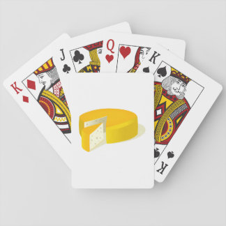 Cheese Playing Cards