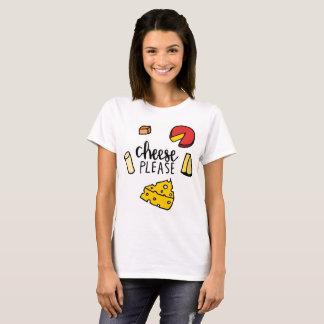 Cheese please T-Shirt