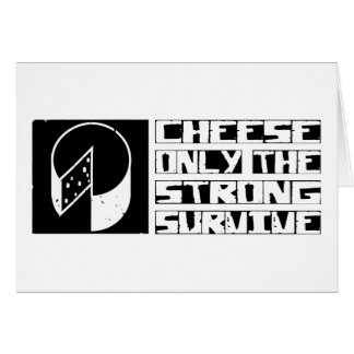 Cheese Survive Card