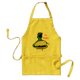 Cheeseburger Apron