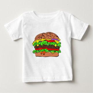 Cheeseburger Baby T-Shirt