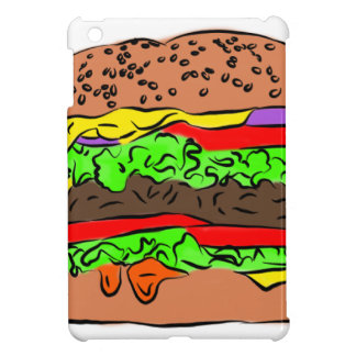 Cheeseburger Cover For The iPad Mini