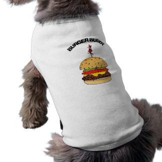 Cheeseburger Deluxe Burger Buddy Shirt