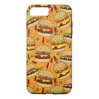 Cheeseburger Deluxe Case-Mate iPhone Case